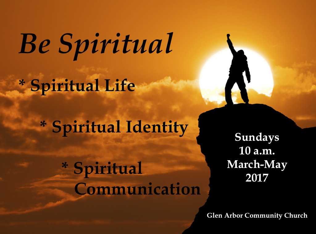 Sunday Morning Gatherings Spring 2017